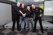 Hans Van de Ven, Steven Stichelbout en Werner Daemen nemen ProSpeed over