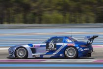 24H Series Paul Ricard: Pole voor Thomas Jäger in Ram Racing Mercedes