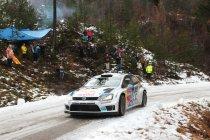 Rallye Monte Carlo: Wereldkampioenen Ogier en Volkswagen winnen