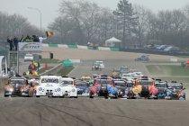 Mettet: De openingsrace van de VW Fun Cup 2021 achter gesloten deuren
