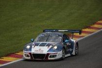 Newsflash: 24H Spa: Zware crash tussen Porsche en Ferrari aan pituitgang