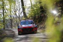 WRC: Rovanperä meteen uitgeteld, Neuville leider