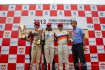 Naomi Schiff opnieuw aan de slag in Clio Cup China Series