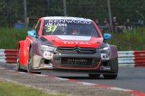 Nürburgring: Officiële Citroën's domineren de debatten op donderdag