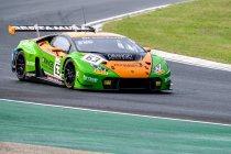 Hungaroring: Bortolotti, Engelhart (GRT Lamborghini) winnen Race 1