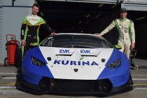 Geslaagde test voor Lagrange en Vanneste in Lamborghini Super Trofeo