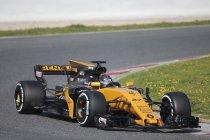 Renault moet achtervleugel wijzigen