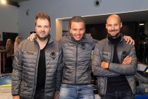 Niels Albert en Tom Boonen in EK NASCAR - Stienes Longin wil titel
