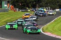 Francorchamps in 2021 terug op de kalender van het British GT