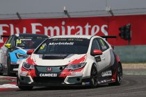 TCR International Series start Europese campagne in Spaanse Valencia
