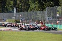 Monza: Race 2: Evans verslaat Pic in laatste ronde - Vandoorne derde
