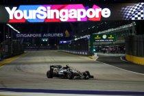 Singapore: Nico Rosberg op pole in 200e GP - Vettel start als laatste na probemen