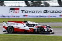 4H Silverstone: Toyota Gazoo Racing vooraan bij vrije trainingen