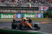 Italië: Ricciardo wint, Verstappen en Hamilton crashen