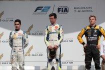 Bahrein : Lando Norris wint bij debuut
