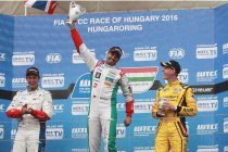 Hungaroring: Mehdi Bennani glijdt naar tweede zege, Chilton en Catsburg mee op podium