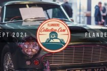 Flanders Collection Cars gaat door op 11 en 12 september