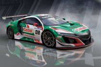 24H Spa: Castrol Honda Racing NSX GT3 aan de start!