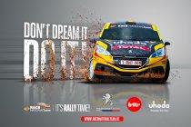 Win een seizoen in het Junior  Belgian Rally Championship 2020!