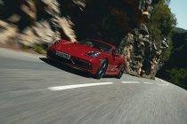 Porsche kiest voor zescilinder motor voor nieuwe 718 GTS 4.0 modellen