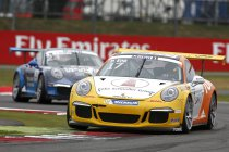 Porsche Supercup: Silverstone: Philipp Eng leidt van start tot finish