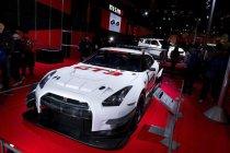 Nissan GTR Nismo GT3 ook aan de start in FIA GT Series - Wolfgang Reip in BES