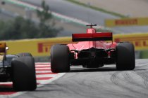 Oostenrijk: Vettel krijgt drie plaatsen gridstraf voor hinderen van Sainz