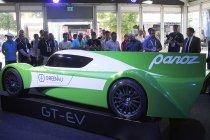 Panoz stelt volledig elektrische Le Mans-bolide voor