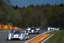 6H Spa: 3H: Audi virtueel aan de leiding, maar doet Toyota verrassend mee - Ferrari leidt in GTE
