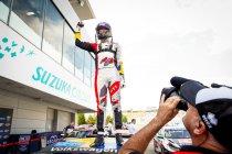 Suzuka: Kristoffersson verzilvert pole, nu Guerrieri opnieuw leider (race 3)