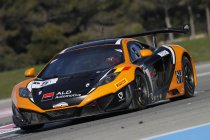 Testdagen Paul-Ricard: Boutsen Ginion Racing topt op eerste dag