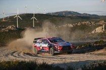 WRC: Sordo autoritair, Neuville zit in titanenstrijd