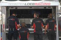 Sebastien Loeb Racing met 2 VW Golf GTI voor Huff en Bennani