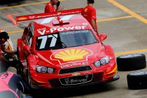 Laurens Vanthoor start als vierde bij debuut in Brasil Stock Car