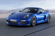 Porsche bevestigt komst Cayman GT4 raceversie