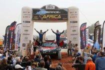 Ullevålseter en Sabatier winnen Africa Eco Race 2015
