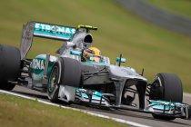GP Hongarije: Hamilton klopt Vettel voor de pole positie