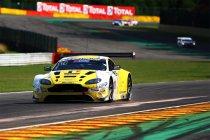 24H Spa: GPR Aston Martin wint opnieuw voor de ProSpeed Porsche en PK-Carsport Audi