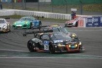 24H Nürburgring: Aston Martin met minimale voorsprong na 2 uur - Phoenix Audi op minder dan een seconde
