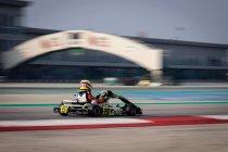 Belgen strijden om finale plaatsen tijdens WSK Super Master Series in Adria