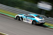 24H Spa: Aston Martin primus in Bronze Test
