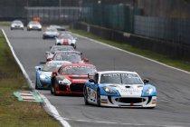 NRF: HHC Motorsport Ginetta wint Race 2 - Pech voor SRT