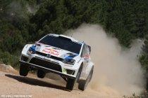 Rally van Sardinië: Latvala wint kwalificatie en kiest voor laatste startplaats in WRC
