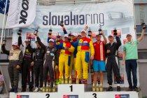 Hankook 24H Slovakia Ring: Zege voor ARC Bratislava by Ferry Monster Autosport-SEAT