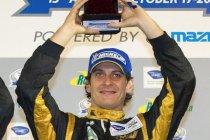 Andrea Belicchi blijft Rebellion Racing ook trouw in 2013