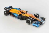 McLaren toont 2021 wagen in online live stream