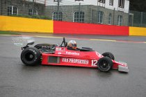 Spa Six Hours: Demonstratie van Kyle Tilley in FIA Masters Historic Formula One