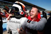 FIA F3: Portimão: Rosenqvist loopt uit in het kampioenschap