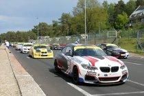 24H Zolder: Vier races voor de Belcar Skylimit Sprint Cup