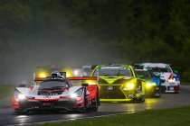 Road America: Acura Team Penske winnaar in barre omstandigheden
